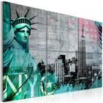 Obraz - NYC collage III