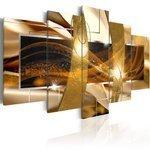 Obraz - Złota lawa